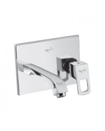 SINGLE CONCEALED STOP COCK WITH BASIN SPOUT(ONE PIECE COMPOSITE BODY)