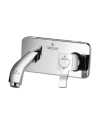SINGLE LEVER BASIN MIXER WALL MOUNTED CONCEALED BODY