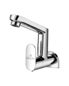 SINK COCK WITH REGULAR SWINGING SPOUT (W/M)