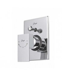 SINGLE LEVER BASIN MIXER WALL MOUNTED CONCEALEDBODY