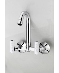 SINK MIXER WITH REG.SWINGING SPOUT WM