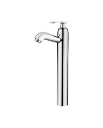SINGLE LEVER BASIN MIXER WITH EXTENSION BODY