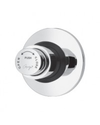 METROPOLE FLUSH VALVE WITH CONTROL COCK 32MM